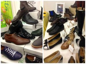 Jalatsid firmadelt Wills Vegan Shoes ja Bourgeois Boheme.